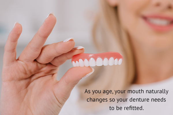 how long dentures usually last?