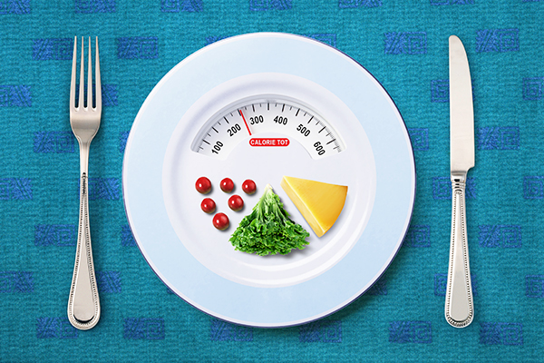 calorie restrictions when following an intermittent fasting diet