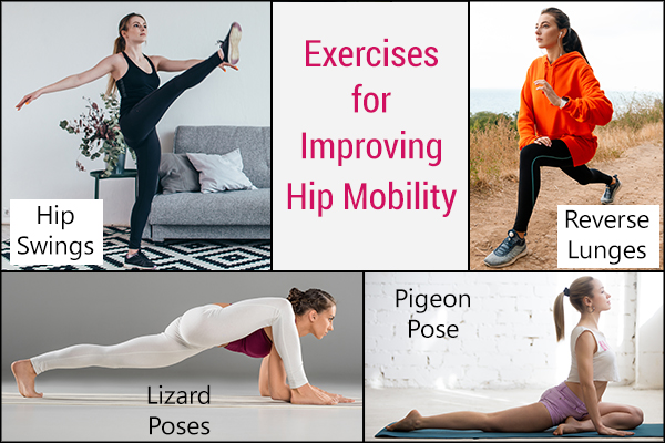 exercises that allow hip extension can aid in relief from back pain