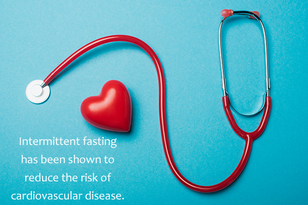 efficacy of intermittent fasting in reducing cardiovascular diseases