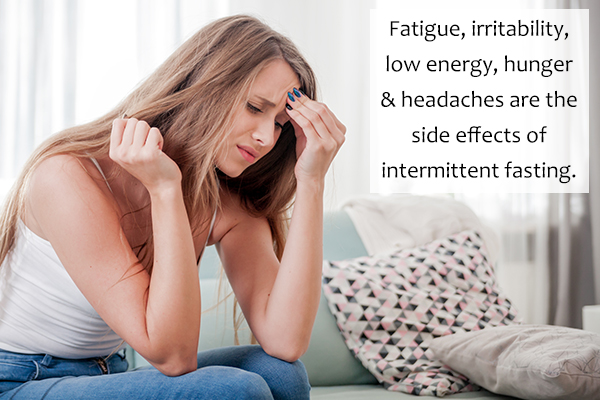 side effects of intermittent fasting