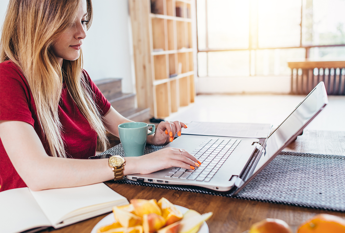 manage work from home stress