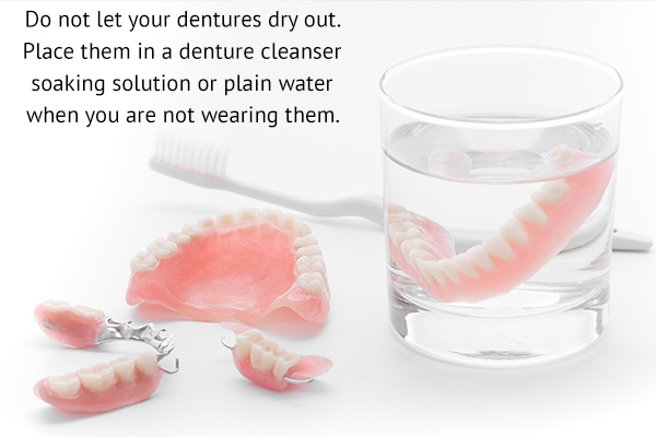 tips to maintain the functionality and durability of dentures