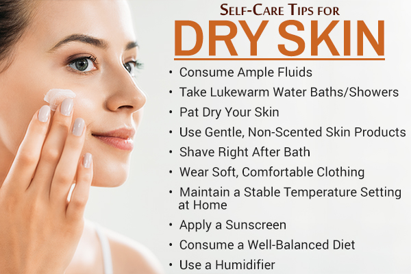 tips to follow for preventing dry skin