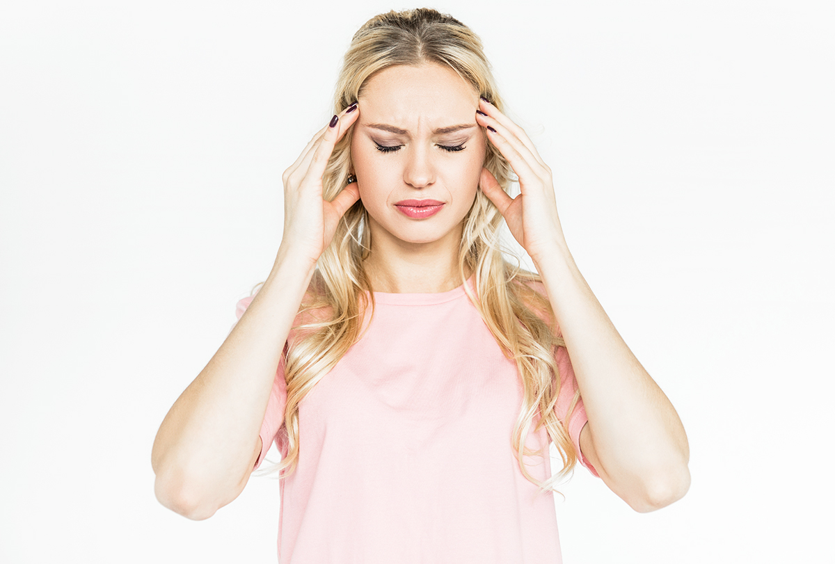indications not to ignore in headaches