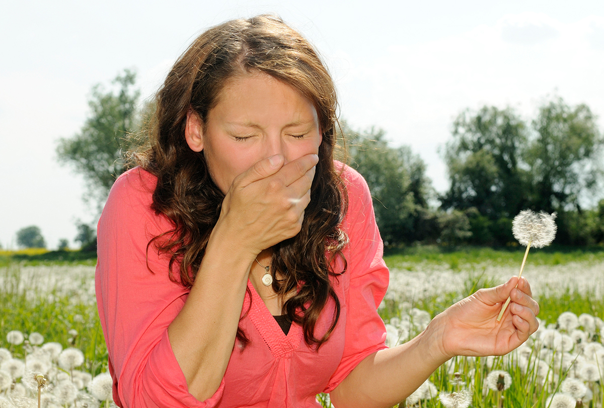 at-home remedies for allergies