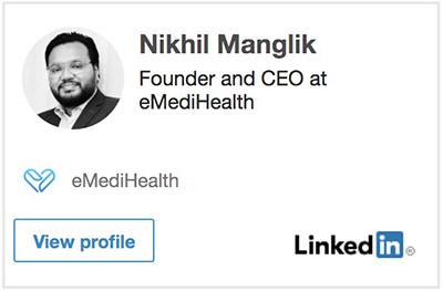 ceo and founder of emedihealth