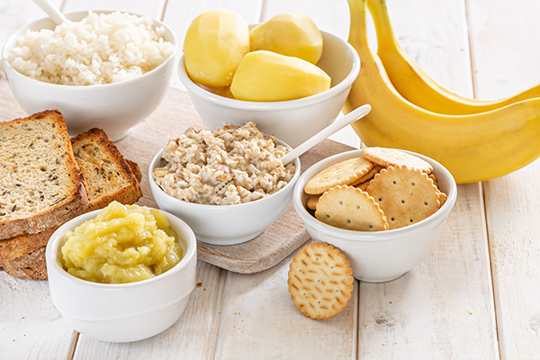 dietary recommendations to follow in diarrhea