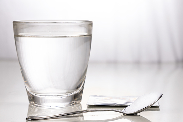 drinking oral rehydration solutions can help relieve diarrhea