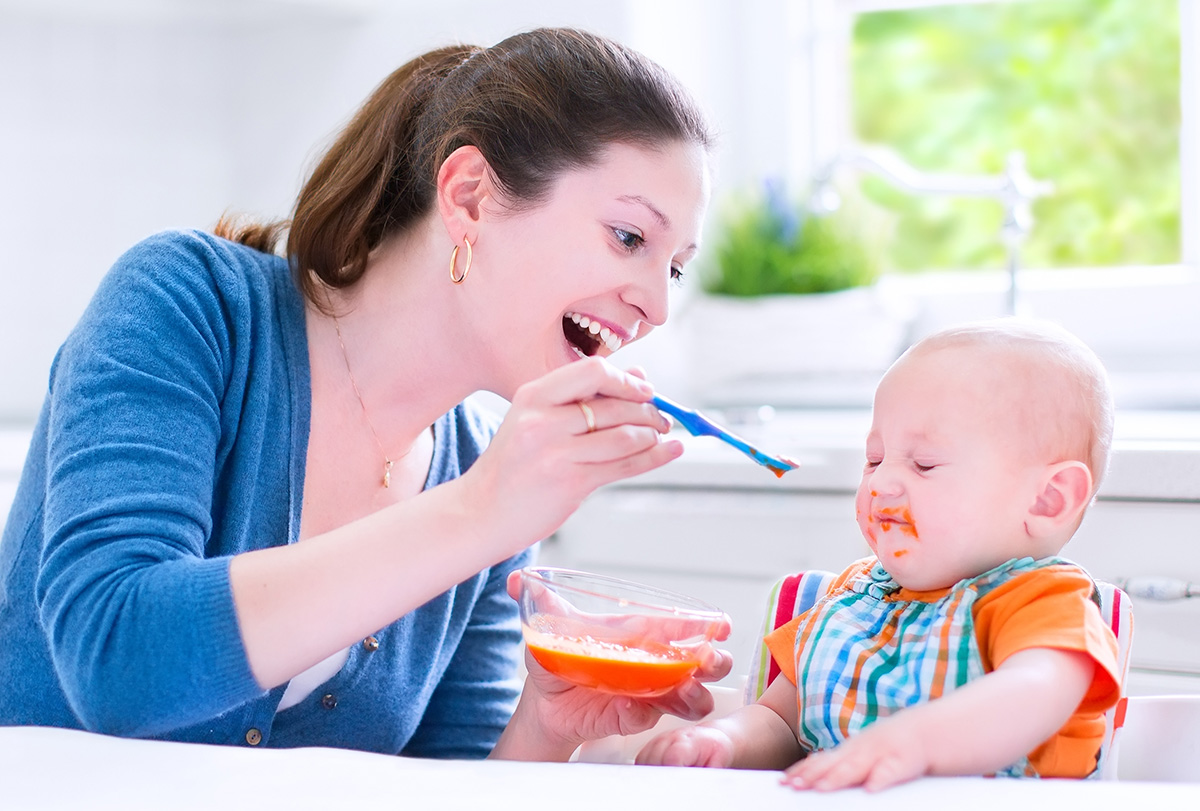 foods for babies starting on solids