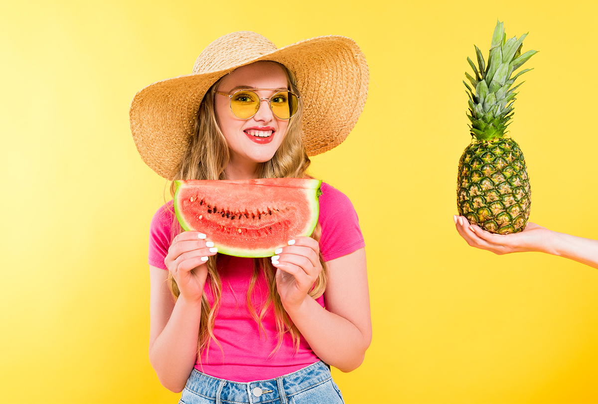 hydrating fruits for summers