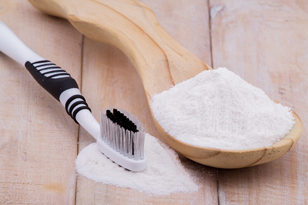 baking soda can help ward off gum diseases