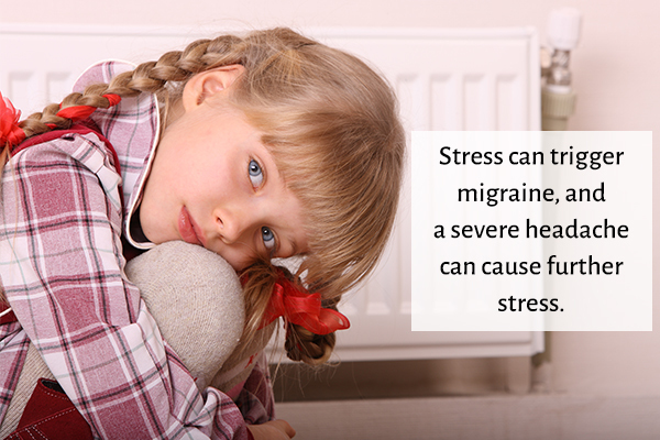 causes of migraine in children