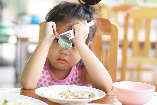 dietary changes to help manage migraine in children