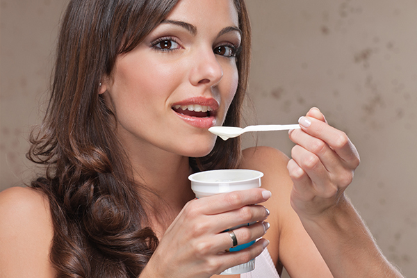 probiotics are considered a good remedy for white tongue