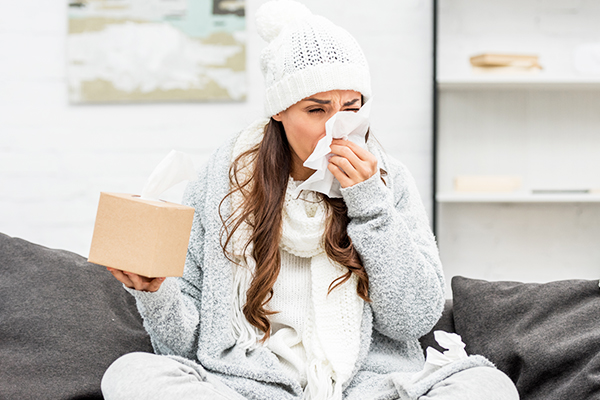 when to visit a doctor for a runny nose