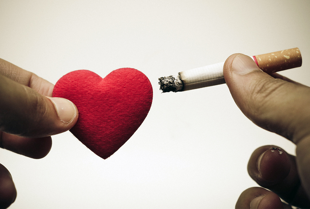 how smoking affects your heart health?