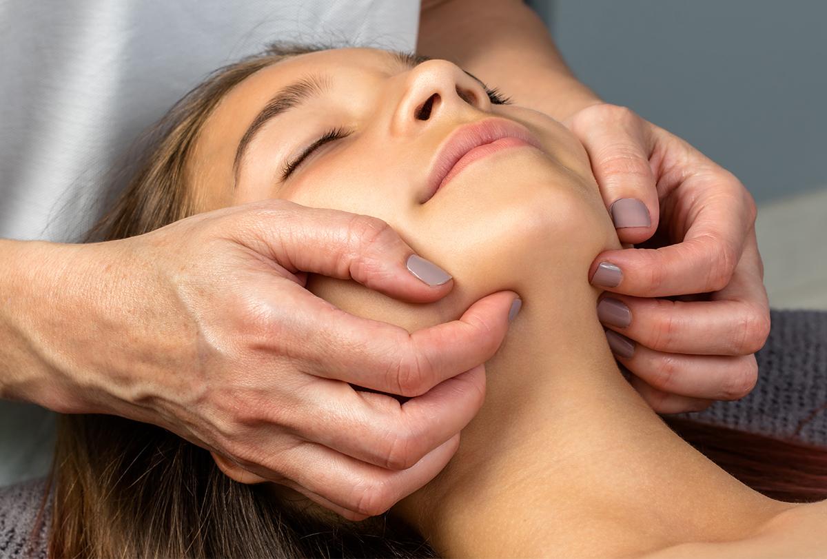 massage tmj pain areas