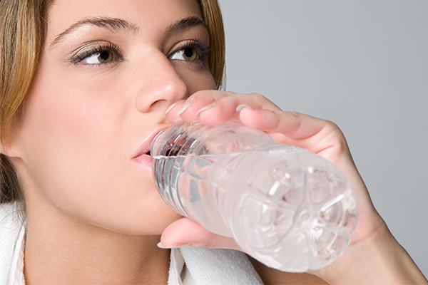 staying hydrated is the most fundamental step in treating utis