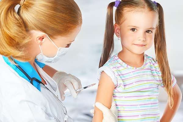 role of vaccines in building a child's immunity