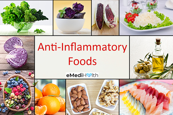 consume anti-inflammatory foods