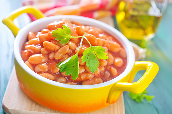 avoid consuming beans at night