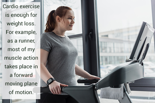 cardio exercises that can aid in weight loss