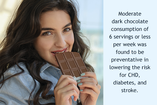 is it safe to consume dark chocolate every day?
