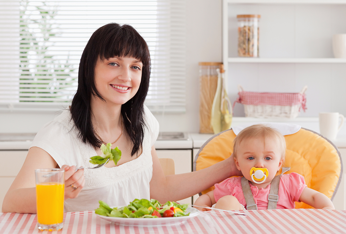 foods for new moms
