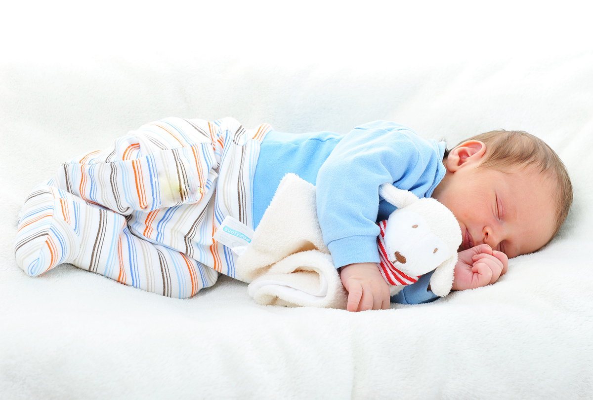 get your baby to sleep at night