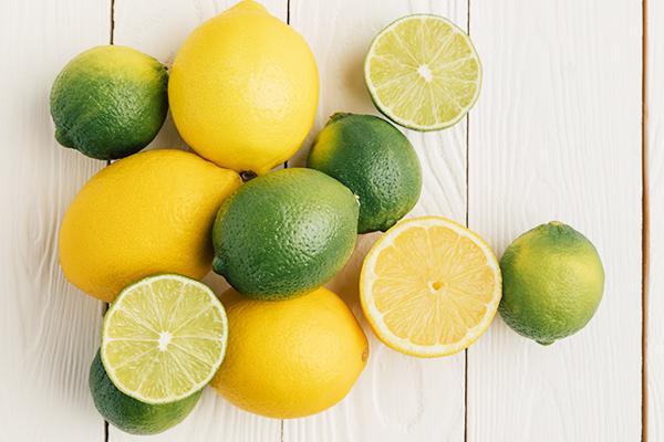 lemons vs. limes