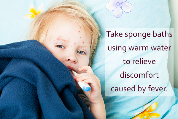 self-care tips to aid relief from measles