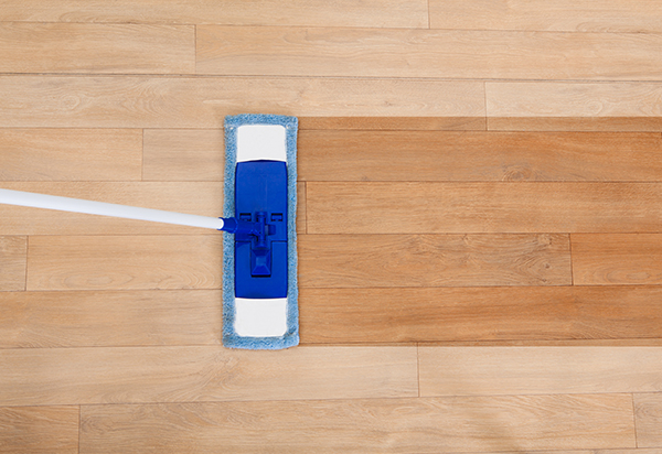 keep the floors of your house clean at all times