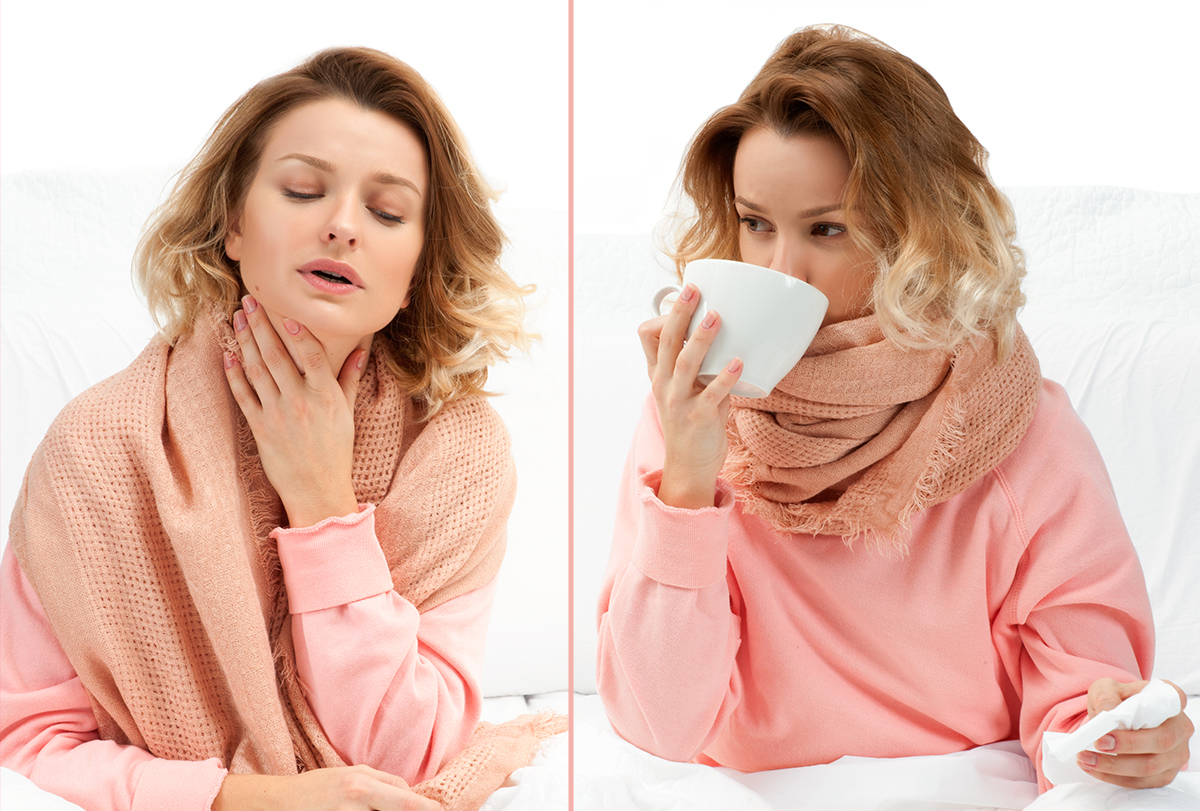measures to soothe a sore throat