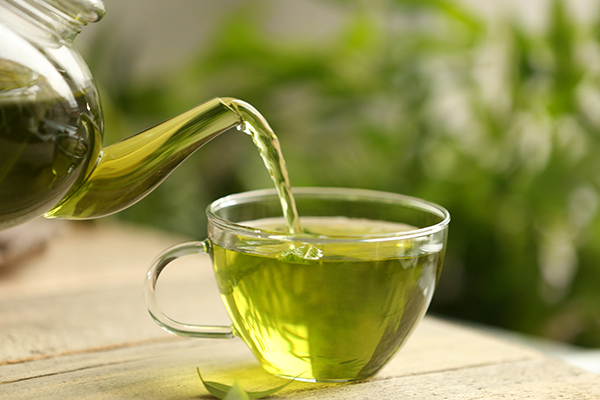 sipping on herbal teas can help relieve a sore throat