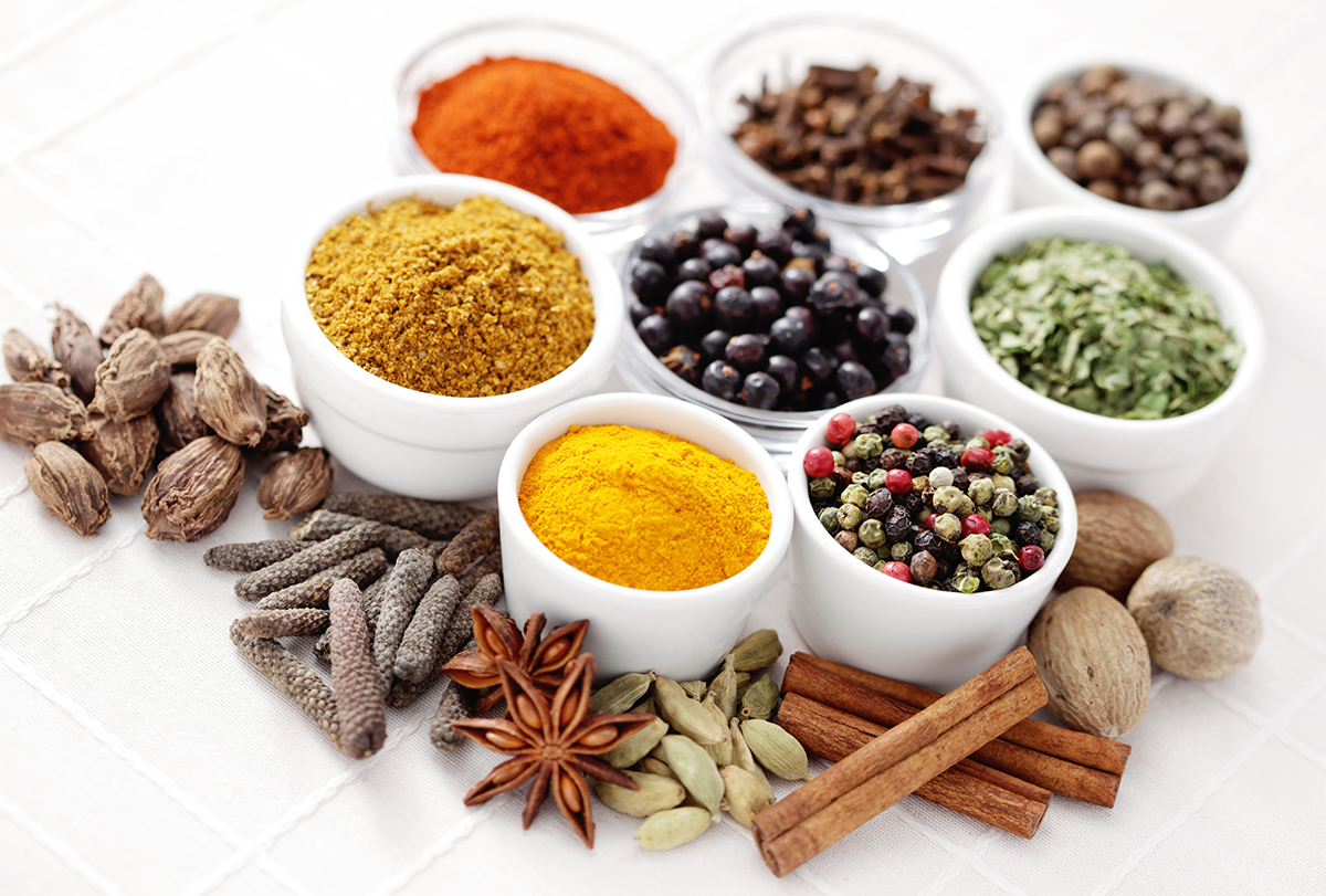 spices and herbs for heart health