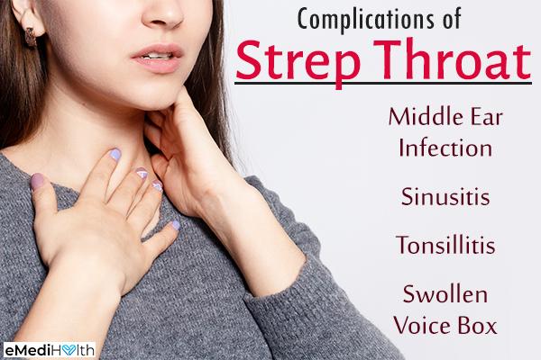 strep throat complications