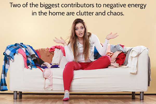 factors that can predispose you to negative energy