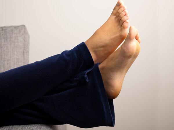 self-care measures to prevent weak legs