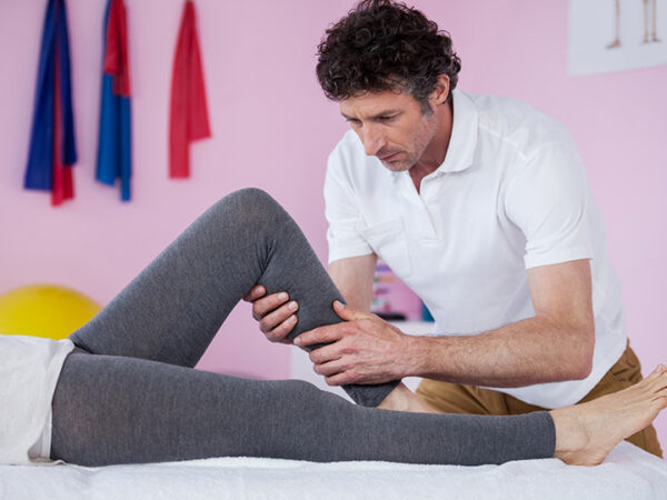 experts advice on dealing with leg weakness