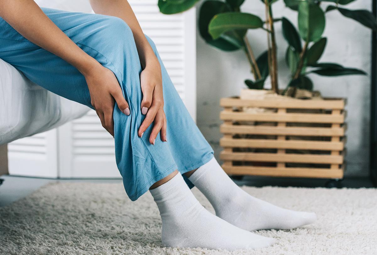 at-home remedies to treat weak legs