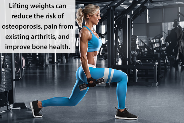 importance of weight training for women
