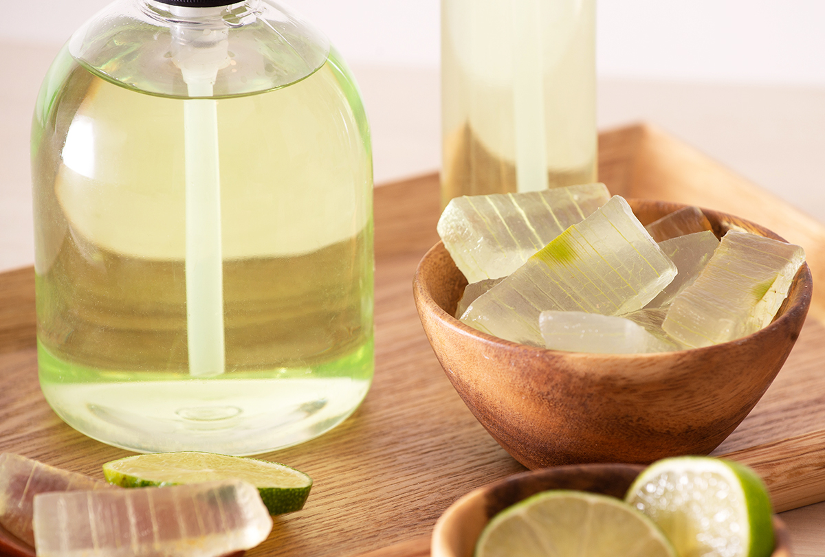 aloe vera for skin and hair
