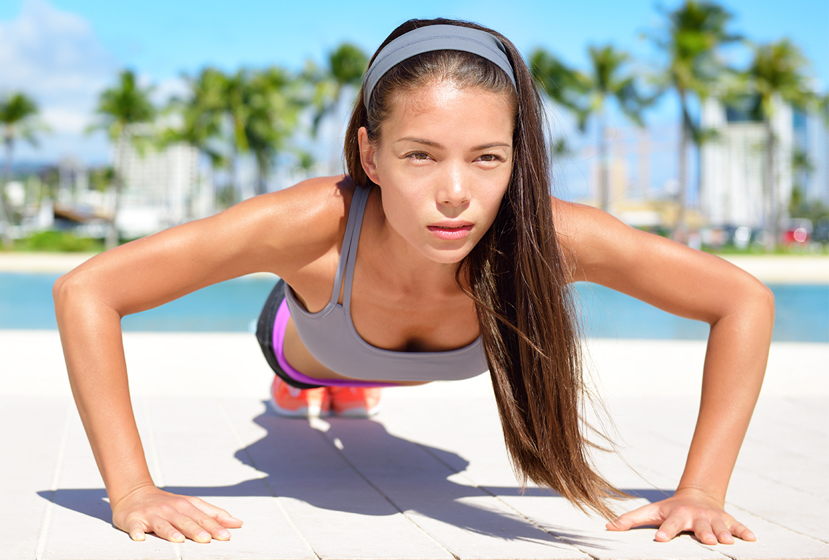 exercises to reduce arm fat
