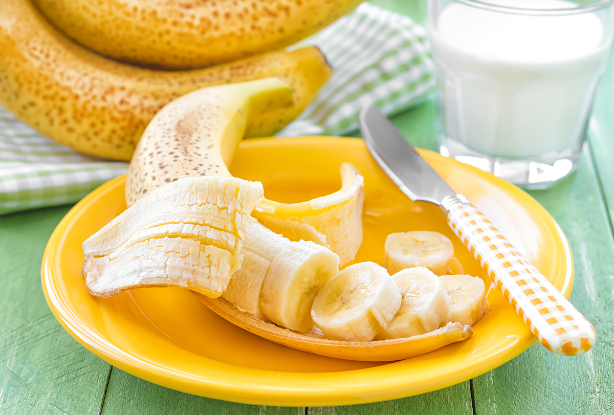 why bananas are good for you?