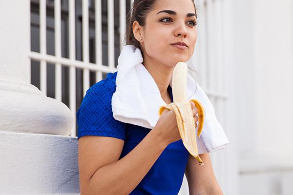 do bananas contribute to weight gain?