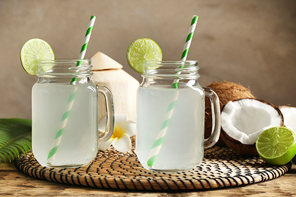 side effects and safety before consuming coconut water