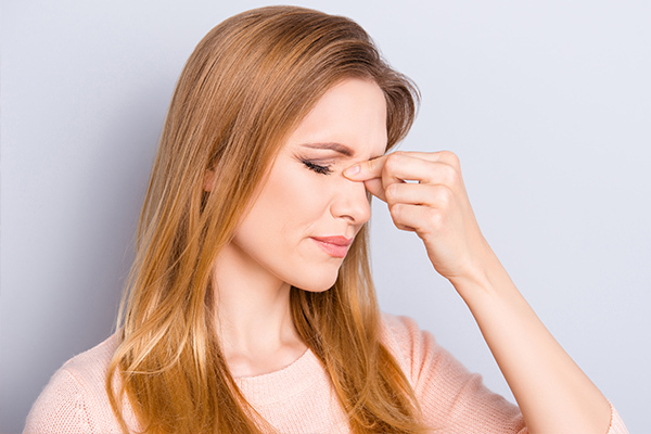complications of untreated sinus infection