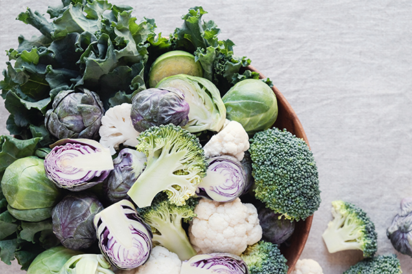 consuming excessive cruciferous veggies can be detrimental