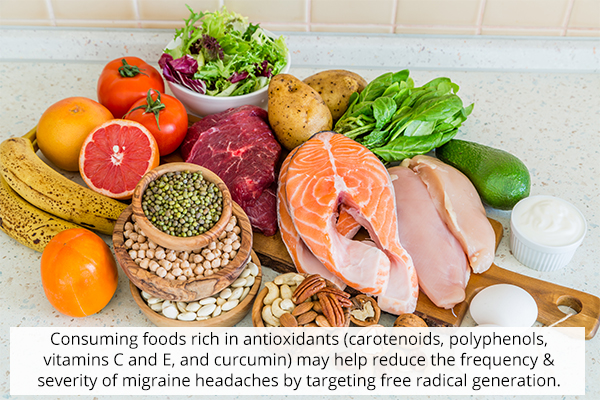 dietary changes to manage migraines